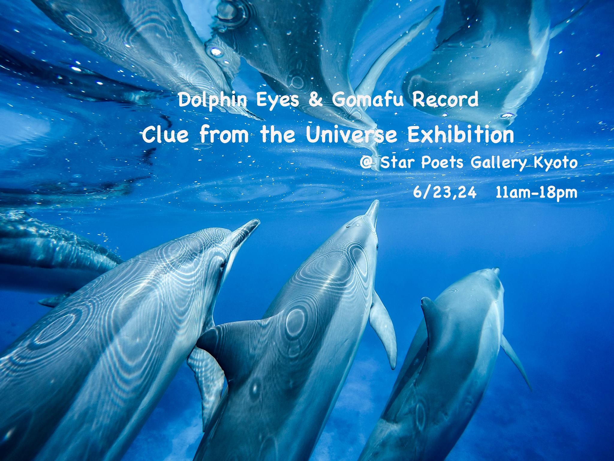 Clue From the Universe Exhibition – DVD発売記念イベント