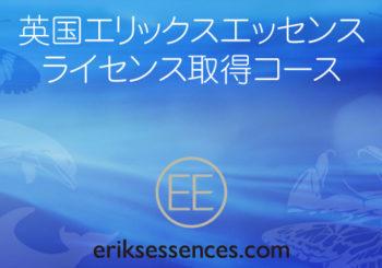 英国エリックスエッセンス ライセンス取得コース in 札幌