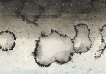 江田 朋百香展「存在と消滅」