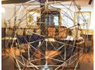 テラ(六十面体)・テトラヒドラ(正四面体)でのマカバ瞑想&特別講義