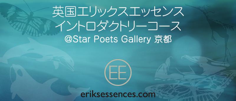 エリックスエッセンス イントロダクトリーコース@京都SPG