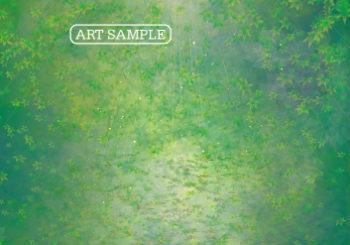Green Shower – Akiko Komai Exhibition